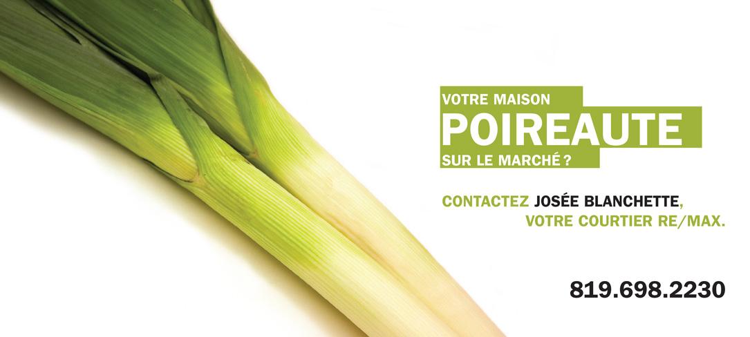 Série Fruits et légumes Blancs - Poireau